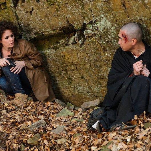 Begierde - Mord im Zeichen des Zen (WDR) / Melika Foroutan / Aaron Le