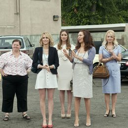 Brautalarm / Ellie Kemper / Melissa McCarthy / Kristen Wiig / Rose Byrne / Maya Rudolph / Wendi McLendon-Covey Poster