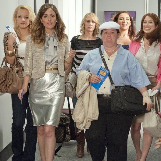 Brautalarm / Wendi McLendon-Covey / Rose Byrne / Kristen Wiig / Melissa McCarthy / Maya Rudolph / Ellie Kemper Poster