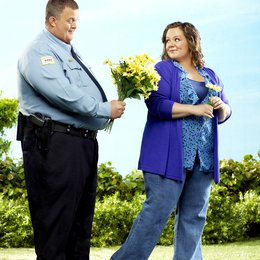 Mike & Molly / Billy Gardell / Melissa McCarthy Poster