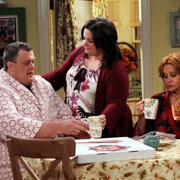 Mike & Molly / Melissa McCarthy / Swoosie Kurtz / Billy Gardell