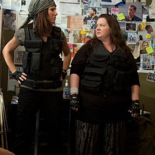 Taffe Mädels / Sandra Bullock / Melissa McCarthy Poster