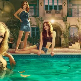 Melrose Place / Katie Cassidy / Ashlee Simpson / Laura Leighton Poster