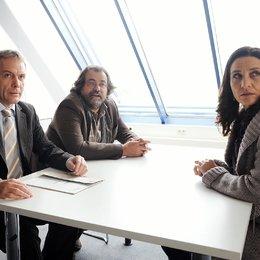 Fall für zwei: Zerstörte Träume, Ein (ZDF / ORF / SF DRS) / Paul Frielinghaus / Therese Hämer / Antje Westermann / Heidi Ecks