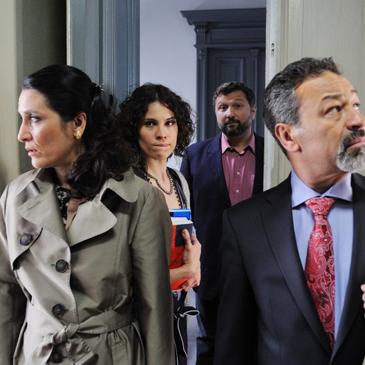 Liebeskuss am Bosporus (ZDF) / Tayfun Bademsoy / Meral Perin / Jasmin Gerat / Aykut Kayacik