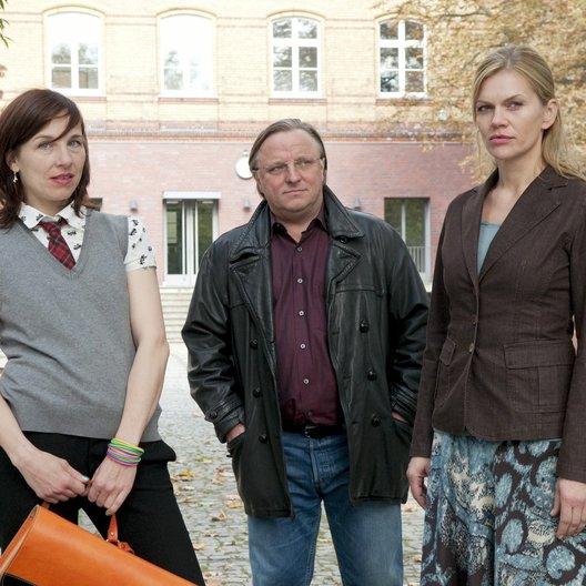 Lehrerin, Die (ZDF / ARTE G.E.I.E.) / Anna Loos / Meret Becker / Axel Prahl Poster