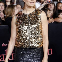 "Mia Maestro / Filmpremiere ""The Twilight Saga: Breaking Dawn - Teil 1"" Poster"