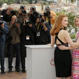 Chastain, Jessica / Wasikowska, Mia / 65. Filmfestspiele Cannes 2012 / Festival de Cannes Poster