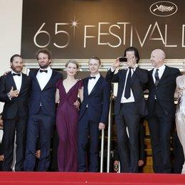 Pearce, Guy / Hardy, Tom / Clarke, Jason / Wasikowska, Mia / DeHaan, Dane / Cave, Nick / Hillcoat, John / Chastain, Jessica / LaBeouf, Shia / 65. Filmfestspiele Cannes 2012 / Festival de Cannes Poster