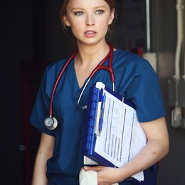 Miami Medical / Elisabeth Harnois Poster