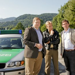 Rosenheim-Cops (11. Staffel, 33 Folgen), Die (ZDF) / Max Müller / Michael A. Grimm / Tom Mikulla Poster