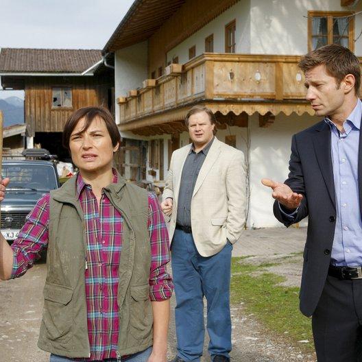 Rosenheim-Cops (12. Staffel, 30 Folgen), Die (ZDF) / Igor Jeftic / Michael A. Grimm / Julia Urban Poster