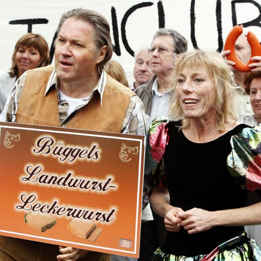 große Comeback, Das (ZDF) / Michael Brandner / Antje Lewald Poster