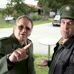 Hubert und Staller (1. Staffel, 16 Folgen) (MDR / BR) / Helmfried von Lüttichau / Michael Brandner Poster