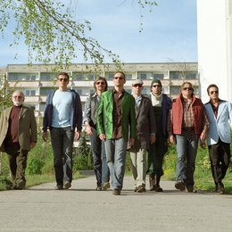 Ossi's Eleven / Michael Habeck / Götz Otto / Stefan Jürgens / Tim Wilde / Manfred Möck / Helmfried von Lüttichau / Michael Brandner / Sascha Schmitz Poster