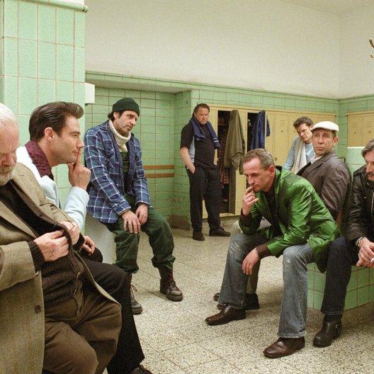Ossi's Eleven / Michael Habeck / Sascha Schmitz / Helmfried von Lüttichau / Michael Brandner / Tim Wilde / Götz Otto / Michael Möck / Stefan Jürgens Poster