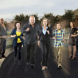 My Superhero Family / Jimmy Bennett / Romany Malco / Michael Chiklis / Stephen Collins / Julie Benz / Kay Panabaker / Autumn Reeser Poster