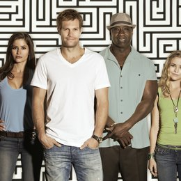 Finder, The / Geoff Stults / Mercedes Masöhn / Michael Clarke Duncan / Maddie Hasson Poster
