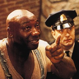 Green Mile / Michael Clarke Duncan / Tom Hanks Poster