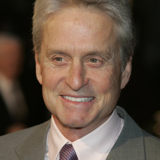 Ehrung von Jack Valenti Chinese Theater Los Angeles / Michael Douglas
