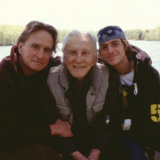 Es bleibt in der Familie / Michael Douglas / Kirk Douglas / Cameron Douglas Poster