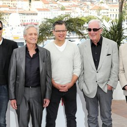 Lagravanese, Richard / Douglas, Michael / Damon, Matt / Weintraub, Jerry / Soderbergh, Steve / 66. Internationale Filmfestspiele von Cannes 2013 / Festival de Cannes Poster