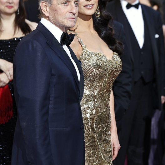 Michael Douglas / Catherine Zeta-Jones / 85th Academy Awards 2013 / Oscar 2013