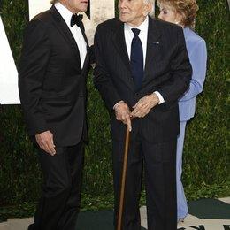 Michael und Kirk Douglas / 84rd Annual Academy Awards - Oscars / Oscarverleihung 2012 Poster
