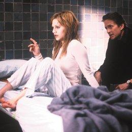Sag kein Wort / Brittany Murphy / Michael Douglas Poster