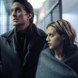 Sag kein Wort / Michael Douglas / Brittany Murphy Poster