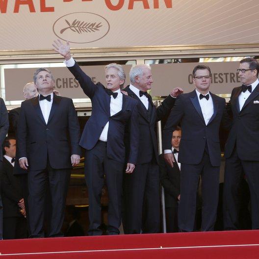Soderbergh, Steven / Douglas, Michael / Weintraub, Jerry / Damon, Matt / 66. Internationale Filmfestspiele von Cannes 2013 Poster
