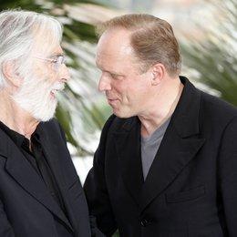 Haneke, Michael / Tukur, Ulrich / 62. Filmfestival Cannes 2009 / Festival International du Film de Cannes Poster