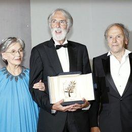 Riva, Emmanuelle / Haneke, Michael / Trintignant, Jean-Louis / 65. Filmfestspiele Cannes 2012 / Festival de Cannes Poster
