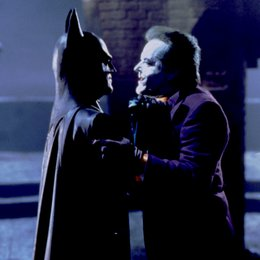 Batman / Michael Keaton / Jack Nicholson Poster
