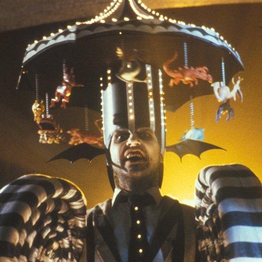 Beetlejuice / Michael Keaton Poster