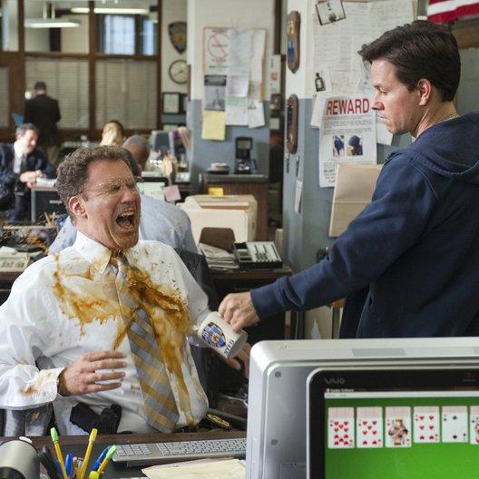 etwas anderen Cops, Die / Will Ferrell / Michael Keaton