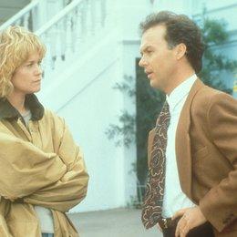Fremde Schatten / Melanie Griffith / Michael Keaton Poster