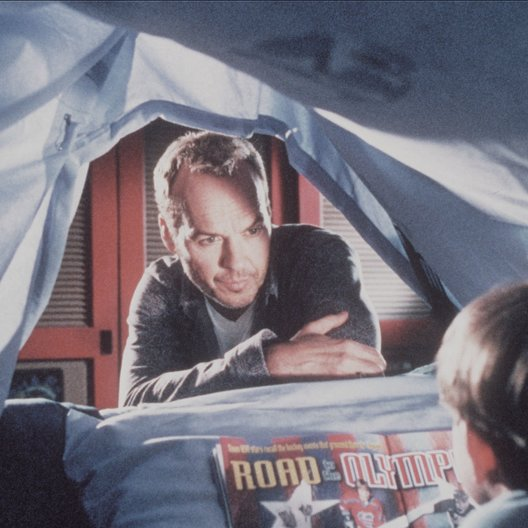 Jack Frost / Michael Keaton Poster