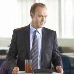 Krumme Geschäfte / Michael Keaton Poster
