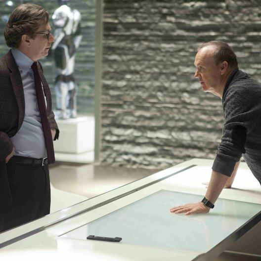 Robocop / Gary Oldman / Michael Keaton Poster