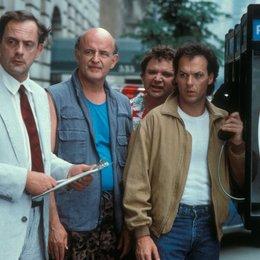 Traum - Team, Das / Michael Keaton Poster