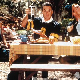 Vier lieben Dich / Michael Keaton Poster