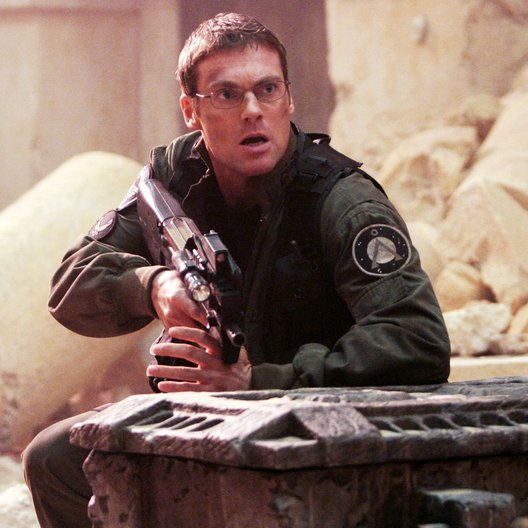 Stargate: The Ark of Truth / Michael Shanks Poster