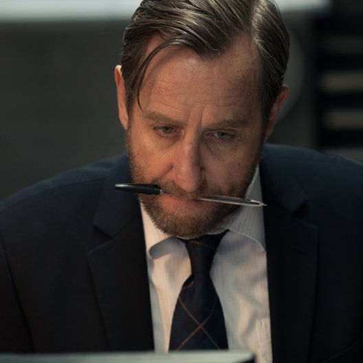 Luther (3. Staffel) / Michael Smiley Poster