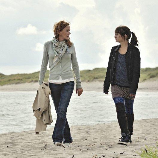 Frau am Strand, Die (ARD) / Katja Flint / Michelle Barthel Poster