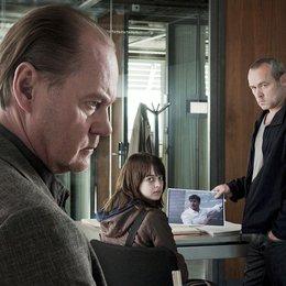 Frau verschwindet, Eine (ZDF) / Peter Haber / Marcel Hensema / Michelle Barthel Poster