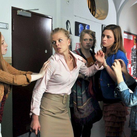 starkes Team: Die Gottesanbeterin, Ein (ZDF) / Henriette Nagel / Carolyn Genzkow / Natascha Lawiszus / Isabell Gerschke / Michelle Barthel Poster