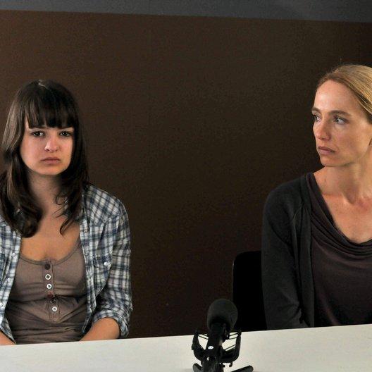 starkes Team: Die Gottesanbeterin, Ein (ZDF) / Ursina Lardi / Michelle Barthel Poster