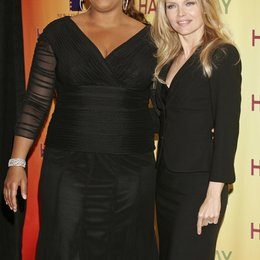 "Queen Latifah / Pfeiffer, Michelle / Premiere zu ""Hairspray"" Poster"