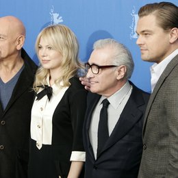 Berlinale 2010 / Sir Ben Kingsley / Michelle Williams / Martin Scorsese / Leonardo DiCaprio Poster